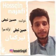 حسین نجفی - تیر کمان