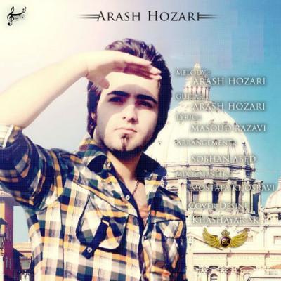 Arash Hozzari - Asheghtaram Kon