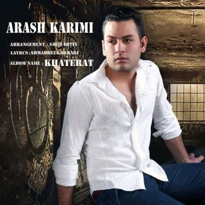 Arash Karimi - Afsoos