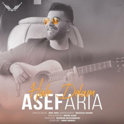 Asef Aria - Hale Delam