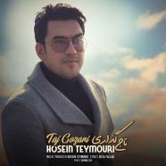 حسین تیموری - تاج گذاری