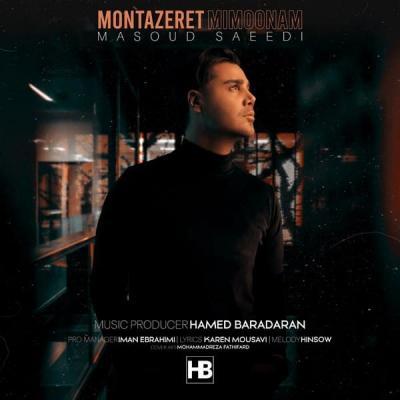 Masoud Saeedi - Montazeret Mimoonam