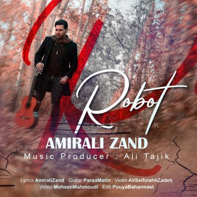 Amirali Zand - Robat