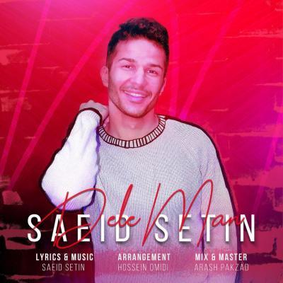 Saeid Setin - Dele Man