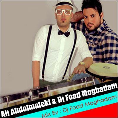 Dj Foad Moghaddam - Mix Shad (Ft Ali Abdolmaleki )