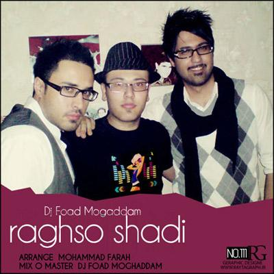 Dj Foad Moghaddam - Raghs O Shadi