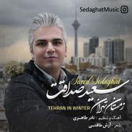 سعید صداقت - زمستان تهران