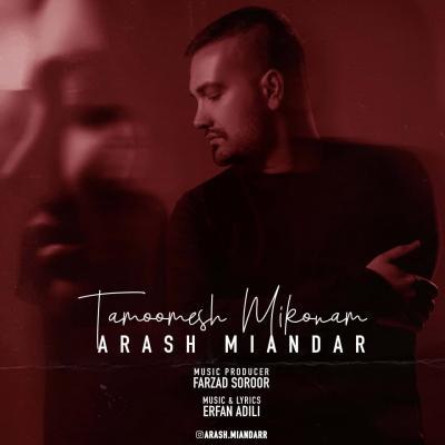 Arash Miandar - Tamoomesh Mikonam