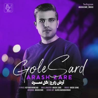 Arash Zare - Gole Sard