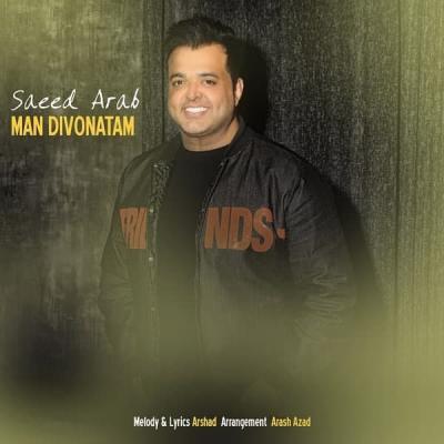 Saeed Arab - Man Divonatam