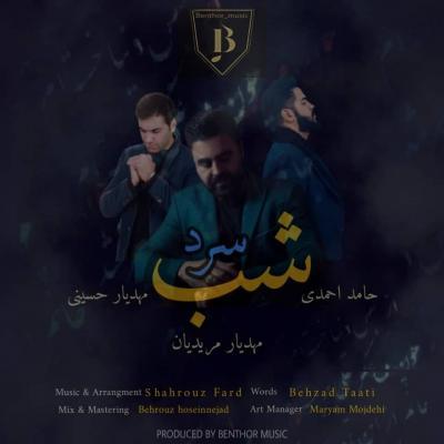 Mahdiar Moridian - Shabe Sard (Ft Mahdiar Hosseini ft Hamed Ahmadi)
