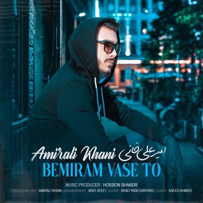 Amirali Khani - Bemiram Vase To