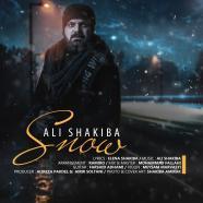 علی شکیبا - برف