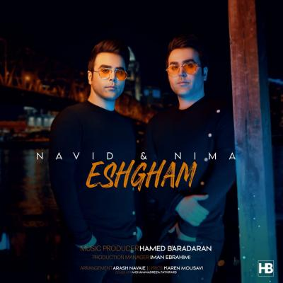Navid and Nima - Eshgham