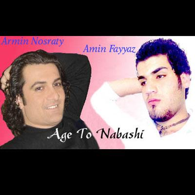 Amin Fayyaz - Age To Nabashi