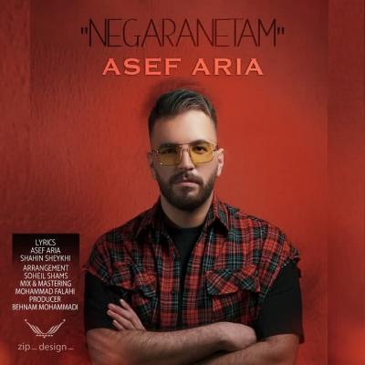 Asef Aria - Negaranetam