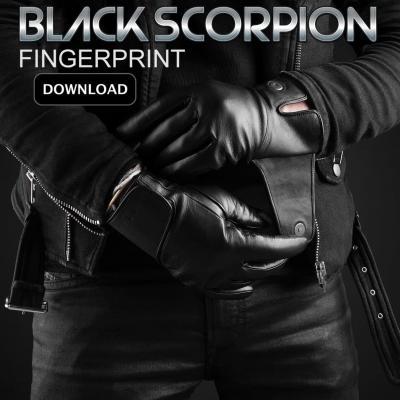Black Scorpion - Fingerprint