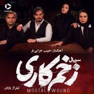 حبیب خزائی فر - تیتراژ سریال زخم کاری 2