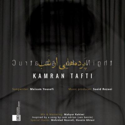 Kamran Tafti - Pardehaei Az Shab