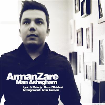 Arman Zare - Man Ashegham