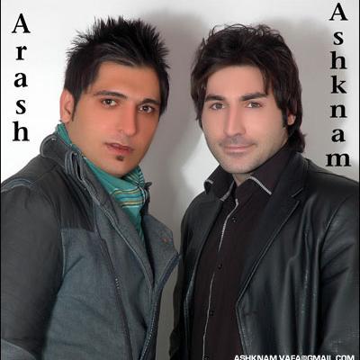 Ashknam Vafa & Arsham - Donyaro Bito Nemikham