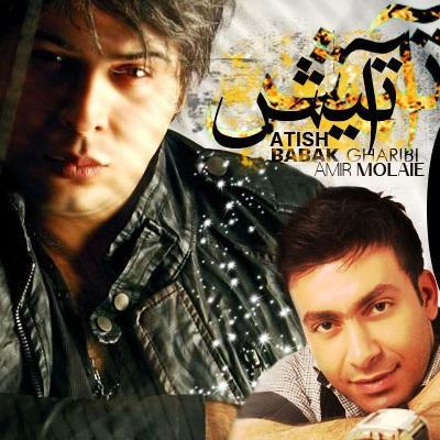 Babak Gharibi & Amir Molaee - Atish