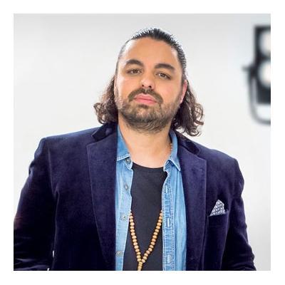 Babak Saeedi - Nowrooze Man