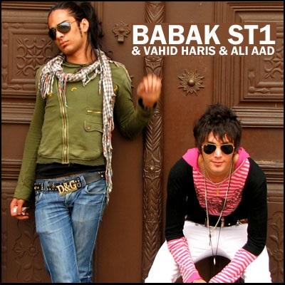 Babak St1 - Hachal Haft (Ft Vahid Haris Ft Ali Aad)