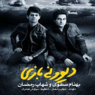 شهاب رمضان و بهنام صفوی - دیوونه بازی
