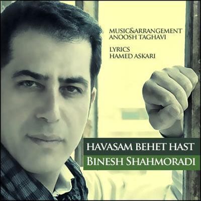 Binesh Shahmoradi - Havasam Behet Hast (New Ver )