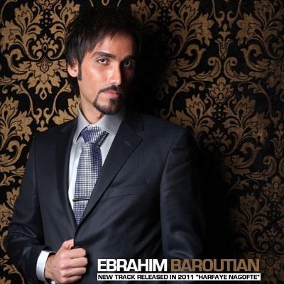 Ebrahim Baroutian - Harfaye Nagofte