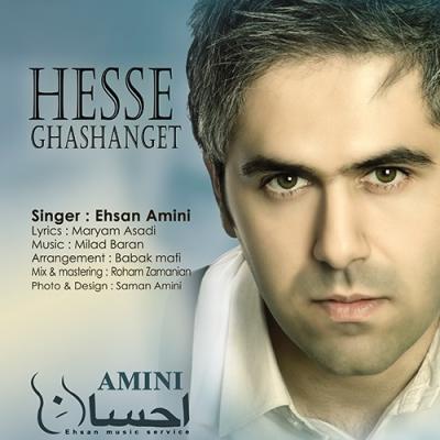 Ehsan Amini - Hesse Ghashanget