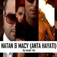ناتان و مکدی - Anta Hayati