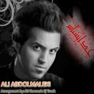 Ali Abdolmaleki خدانشناس