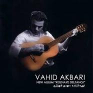 وحید اکبری - روزهای دلتنگی