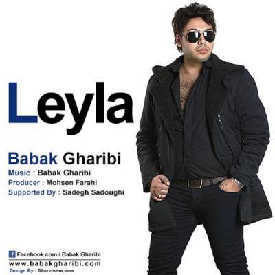 Babak Gharibi - Leyla