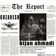 بیژن احمدی - گزارش