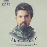 علیرضا ظریف - سیگار