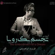 فرید ابراهیمی تجسم یک رویا