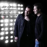 امیر انصاری و محمد گرجی - دوست دارم عشقم