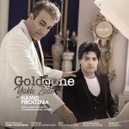 حمید پیروزنیا - گلدون یخ زده