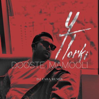 Yasin Torki - Dooste Mamooli (DJ Taba Remix)