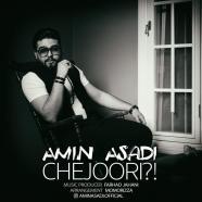 امین اسدی - چجوری