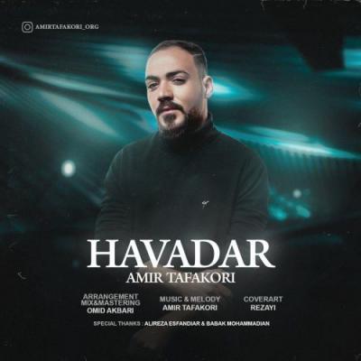 Amir Tafakori - Havadar
