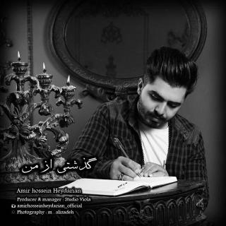 امیر حسین حیدریان