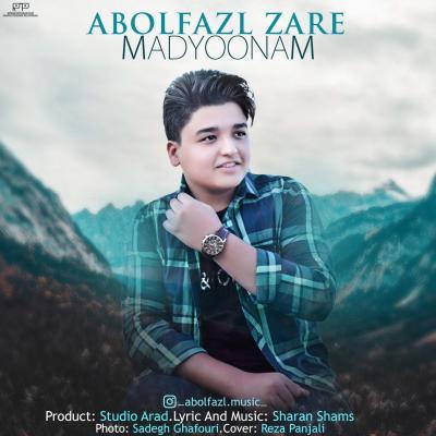 Abolfazl Zare - Madyoonam
