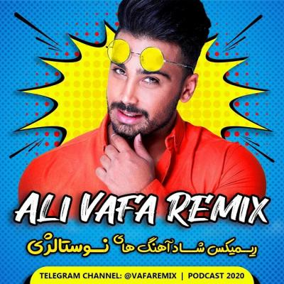 Ali Vafa - Nostalgia Dance