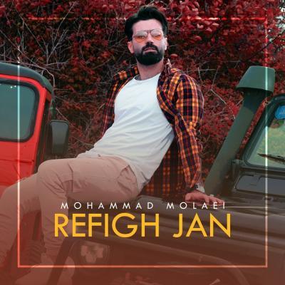 Mohammad Molaei - Refigh Jan