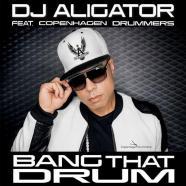 دی جی علیگیتور - Bang That Drum