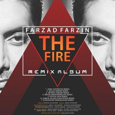 Farzad Farzin - Atish (Remix)